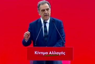 Από την παλιά στη νέα πολιτική: από το ψεύτικο στο αληθινό (Ομιλία στο Συνέδριο του Κινήματος Αλλαγής, 17-3-2018)