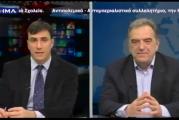 Να αφήσουμε πίσω την εποχή που τα «απεταξάμην» του κ. Τσίπρα μετατρέπονται ασμένως σε «συνεταξάμην» (Συνέντευξη στον Παναγιώτη Μπούρχα για το Βήμα ΤV Ιωαννίνων, 10-4-2019)