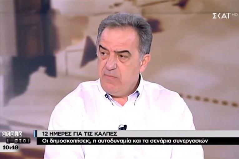 Ο Κωνσταντίνος Γάτσιος στην εκπομπή «Αταίριαστοι» στην τηλεόραση του ΣΚΑΪ (Συνέντευξη στους Γιάννη Ντσούνο και Χρήστο Κούτρα, 25-06-2019)