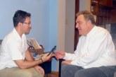 «Η Ήπειρος μπορεί να γίνει «ατμομηχανή» για ισχυρή οικονομική ανάπτυξη!» συνέντευξη στην εφημερίδα «Πρωϊνός Λόγος»
