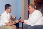 """""""Η Ήπειρος μπορεί να γίνει «ατμομηχανή» για ισχυρή οικονομική ανάπτυξη!"""" συνέντευξη στην εφημερίδα «Πρωϊνός Λόγος»"""