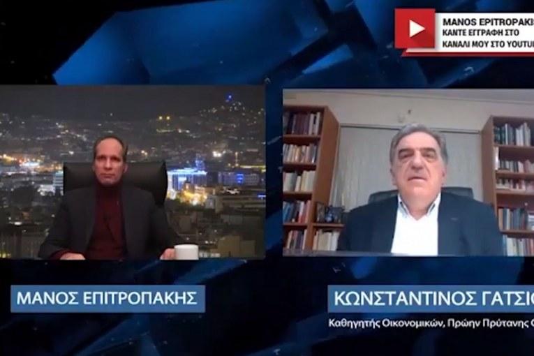 Η Ευρώπη παίζει με τη φωτιά! (Συνέντευξη στον Μάνο Επιτροπάκη, Face2Face, webtv)