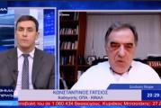 Σκεφτείτε να έπρεπε να φτιάξουν την Εγνατία… (Συνέντευξη στον Παναγιώτη Μπούρχα, Κεντρικό Δελτίο Ειδήσεων, Βήμα TV Ιωάννινα, 17-12-2020)