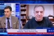 Ασφαλή πανεπιστήμια στην υπηρεσία της κοινωνίας και της οικονομίας (Συνέντευξη στον Παναγιώτη Μπούρχα, Κεντρικό Δελτίο Ειδήσεων, ΒήμαTVΙωάννινα, 3-2-2021)