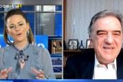 Καταφεύγουν στο χτες όσοι δεν έχουν να πούνε τίποτε για το μέλλον της χώρας. Είναι ένα είδος φονταμενταλισμού (Συνέντευξη στην Έλενα Χριστοφορίδου, Εκπομπή De Facto, Ήπειρος TV1, 9-3-2021)