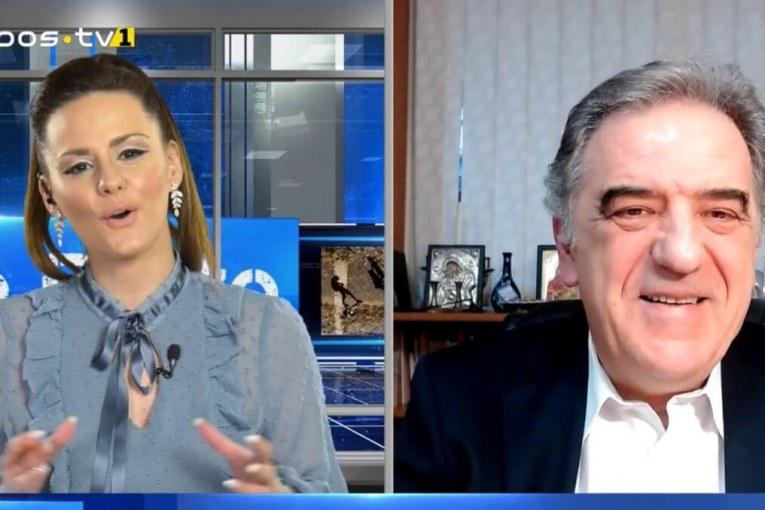 Καταφεύγουν στο χτες όσοι δεν έχουν να πούνε τίποτε για το μέλλον της χώρας. Είναι ένα είδος φονταμενταλισμού (Συνέντευξη στην Έλενα Χριστοφορίδου, Εκπομπή De Facto, Ήπειρος TV1, 8-3-2021)